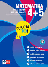 Matematika 4 a 5