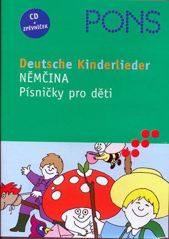 Němčina Písničky pro děti - neuveden