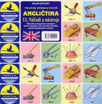 Angličtina 13. Nářadí a nástroje - Jitka Pastýříková