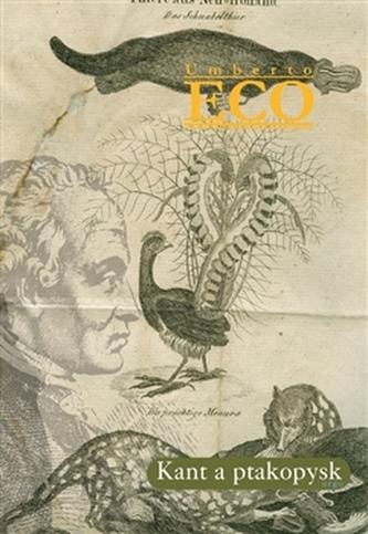 Kant a ptakopysk - Umberto Eco