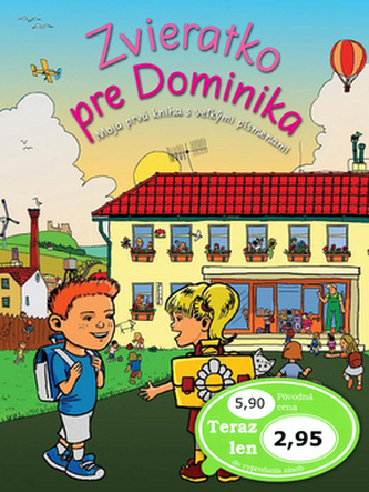 Zvieratko pre Dominika