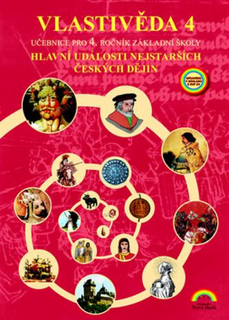 Vlastivěda 4 Hlavní události nejstarších českých dějin