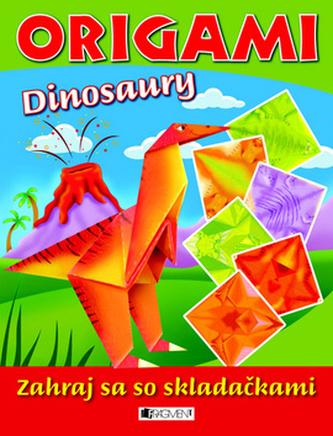 Origami Dinosaury