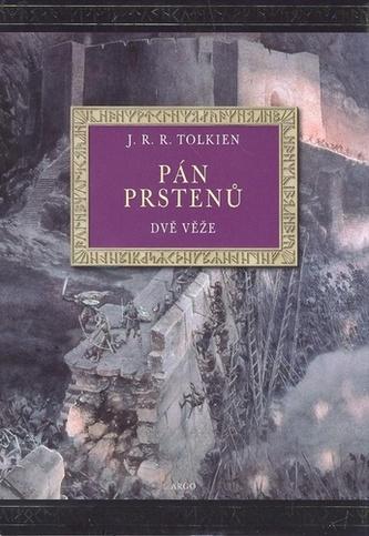 Pán prstenů Dvě věže - J. R. R. Tolkien