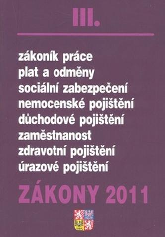 Zákony 2011 III.