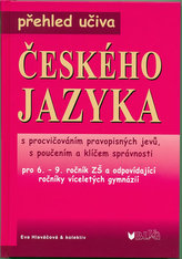 Přehled učiva českého jazyka