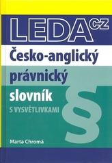 Česko-anglický právnický slovník