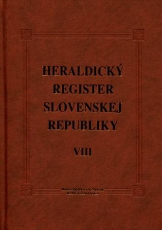 Heraldický register Slovenskej Republiky VIII