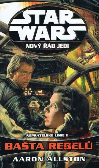 STAR WARS Nový řád Jedi Nepřátelské línie II