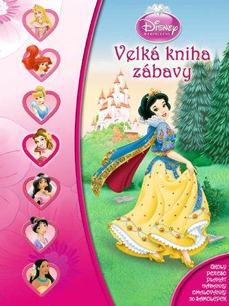 Princezny Velká kniha zábavy