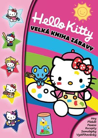 Hello Kitty  Velká kniha zábavy