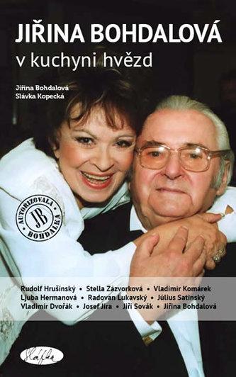 Jiřina Bohdalová v kuchyni hvězd - Jiřina Bohdalová