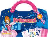 Princezné - Knižka v kabelke