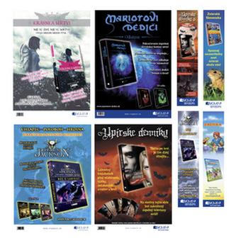 Propagačné materiály jar 2011