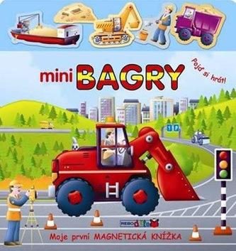 Mini Bagry - Moje první magnetická knížka - 2. vydání