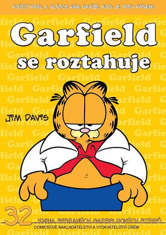 Garfield se roztahuje