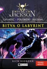 Percy Jackson Bitva o labyrint
