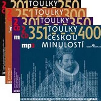 Toulky českou minulostí komplet 201 - 400 - Kolektiv Autorů