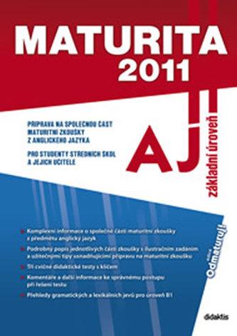 Maturita 2011 Anglický jazyk - Juraj Belán