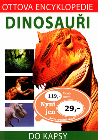 Ottova encyklopedie Dinosauři
