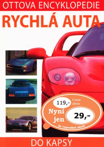 Ottova encyklopedie Rychlá auta