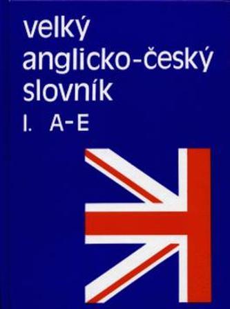 Velký anglicko - č. slovník 1.