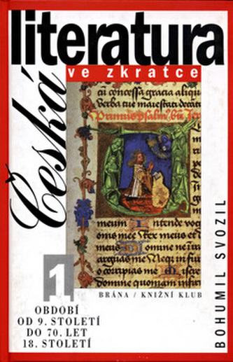 Česká literatura ve zkratce 1
