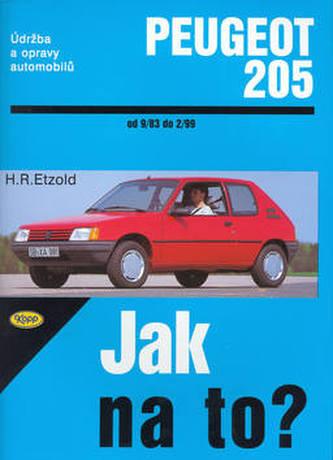 Peugeot 205 od 9/83 do 2/99