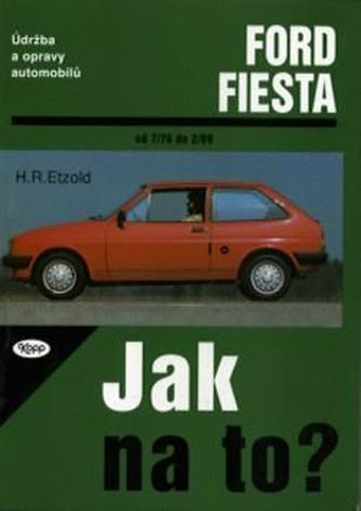 Ford Fiesta od 7/76 do 2/89