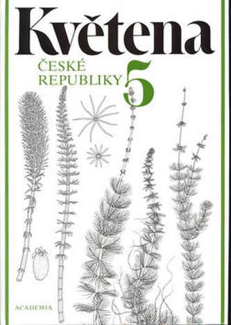 Květena České republiky 5