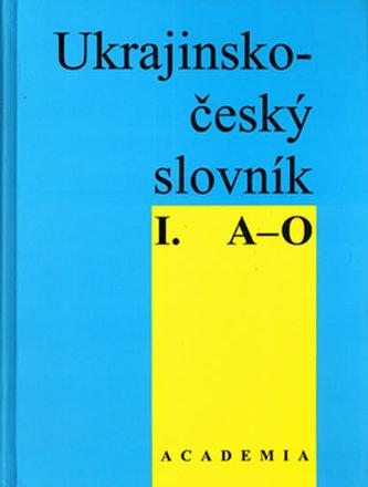 Ukrajinsko - český slov. 1.díl