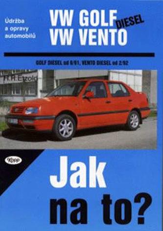 VW Golf diesel od 9/91