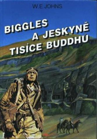 Biggles a jeskyně buddhů
