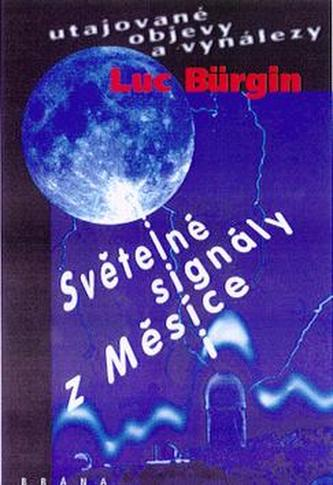 Světelné signály z Měsíce