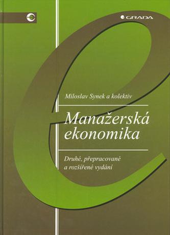 Manažerská ekonomika 2.vyd.