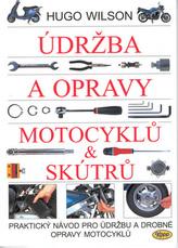 Údržba a opravy motocyklů a skútrů