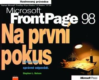 MS Front Page 98 - Na první