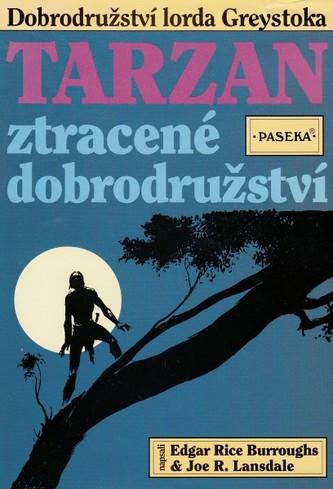 Tarzan (25) ztracené dobrodr.