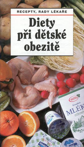 Diety při dětské obezitě