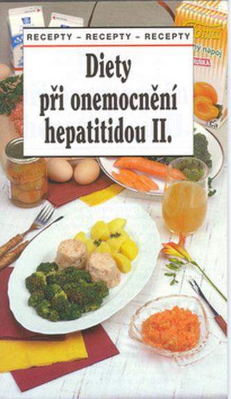 Diety při onem.hepatitidou II
