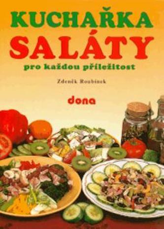 Kuchařka Saláty pro kaž.p.65,-