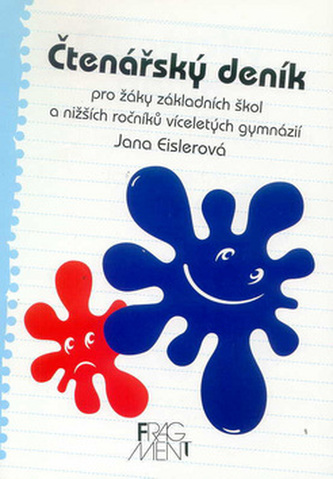 Čtenářský deník pro žáky základních škol a nižších ročníků víceletých gymnázií