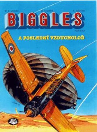 Biggles a poslední vzducholoď