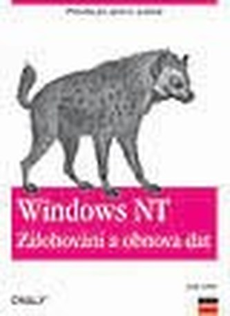 Windows NT Záloh. a obnova dat