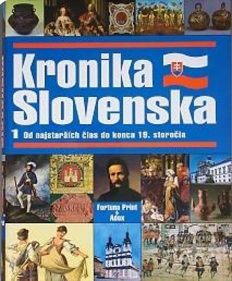 Kronika Slovenska (slovensky)