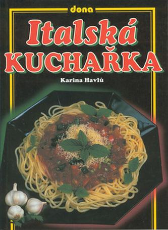 Italská kuchařka          DONA