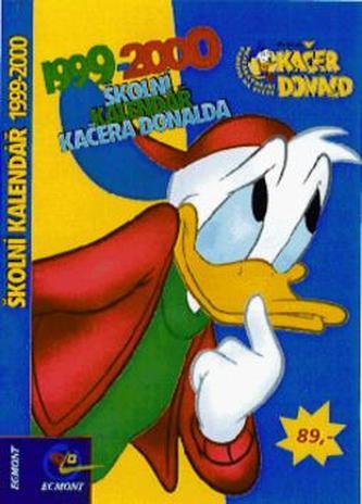 Školní kalendář K.D.1999/2000