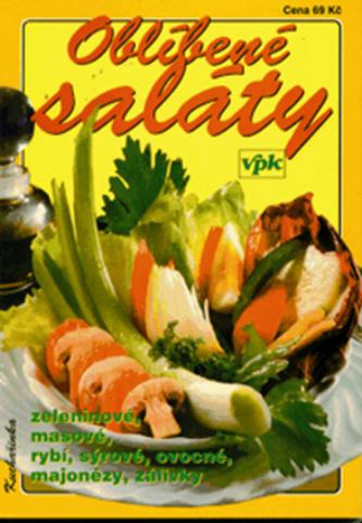Oblíbené saláty
