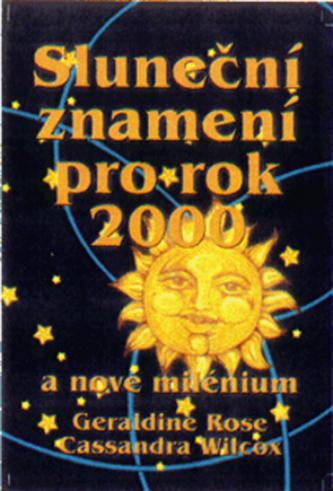 Sluneční znamení v roce 2000