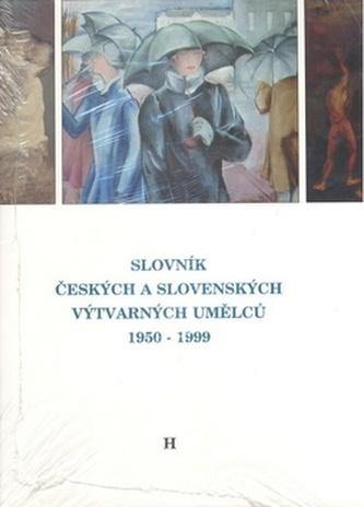 Slovník českých a slovenských výtvarných umělců H